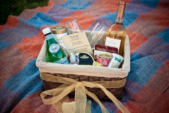 Welcome Gift Baskets For Wedding Guests