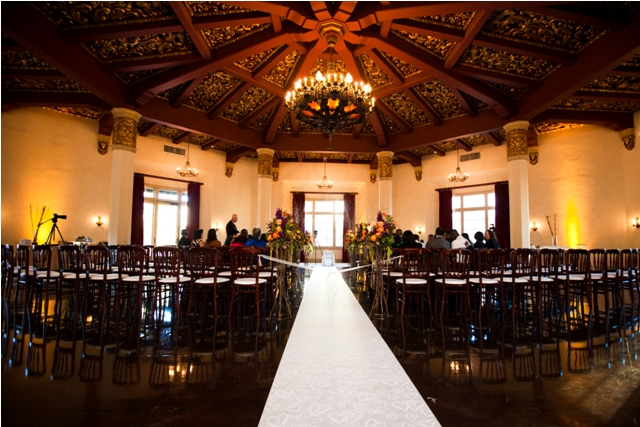 El Cortez Lovely Historical Venue For Weddings In San